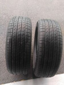 Hankook 195 55r16 4 Tires Mini Cooper Bmw M3 Audi A4 Toyota Camry Civic Rims Rs4