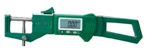 Insize Electronic Digital Snap Gauge Thickness 0 1 0 25mm Tube Wall Thickness
