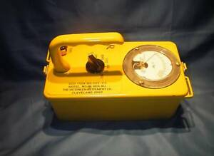 Geiger Counter Radiation Survey Meter 715
