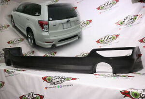 Rear Lip For Subaru Forester Sh 2008 2012
