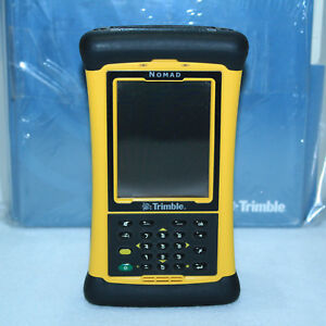 New Trimble Nomad 800lc Mobile Datalogger Gps Bt Wlan W Software