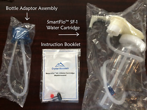 Crystal Mountain Smartflo Sf 1 Water Cartridge Replacement