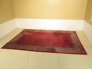 Lf29745ec Red Sarouk Approx 10 X 15 Room Size Persian Rug