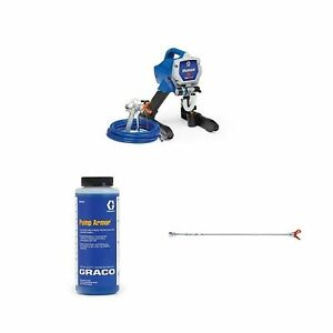 Graco Magnum X5 Paint Sprayer Kit With Pump Armor And Tip Extension