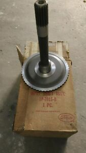 Ford Tractor Select o speed Input Shaft Assy