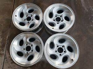 Ford Ranger Explorer Rims 15 Factory In Good Condition Incl 4 Rims