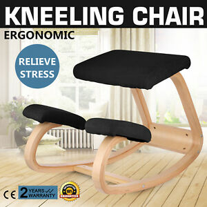 Ergonomic Kneeling Chair rocking Chair Knee Stool For Home office