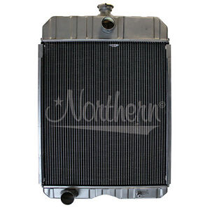 New Radiator For Farmall ihc 460 560 Tractors