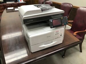 Used Ricoh Canon Printer copier scanner