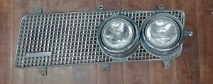 Vintage 1964 Chrysler Imperial Headlight With Trim Left Drivers