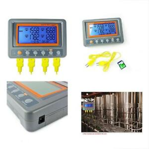 Az Instruments 4 Channel K Type Thermometer Sd Card Data Logger Thermocouple 2