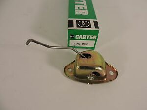 Nos Carter 170 222 Choke Thermostat Correct For 70 71 72 73 74 318 2bbl Bbd Carb