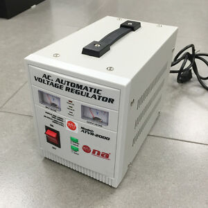 New Nippon America Ac Automatic Voltage Regulator Atvr 2000 2000 Watts