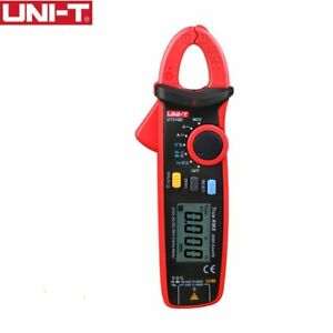 Uni t Ut210d Digital Clamp Meter Ac dc Current Voltage Multimeter Temp Tester