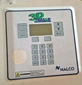 Nalco 3d Traser Water Treatment System Controller Assembly
