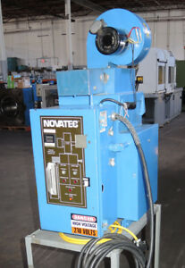 Novatec Md 25a Dehumidifying Plastic Dryer Tested Good Working Clean Unit