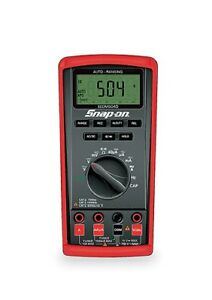 Snap On Eedm504d Digital Multimeter