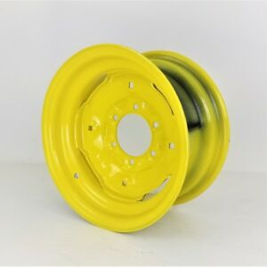 New 8x16 6 Hole John Deere Front Tractor Wheel Rim