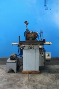 6 X 18 Doall Vs618 3 Automatic Surface Grinder
