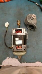Heidolph Electric Motor 125v Ac 60hz 115w W Worm Gear Drive Attachment