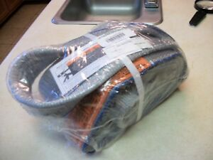 New Lift all Tuff Edge 6 Inch X 8 Foot Polyester Flat Eyes Web Sling Ee1 806t