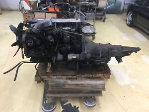 1994 2003 Dodge Ram 2500 3500 5 9l Cummins Turbo Diesel Engine And Transmission