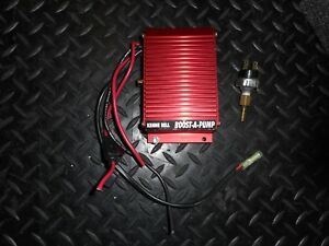 Mustang Cobra Kenne Bell Boost A Pump Single 40 Amp Fuel Boost Supercharger