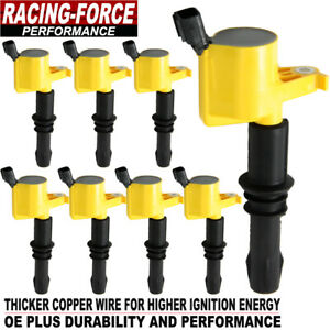 2004 2005 2006 2007 2008 F150 Ignition Coil 8packs Ford F 150 5 4 5 4l V8 Triton
