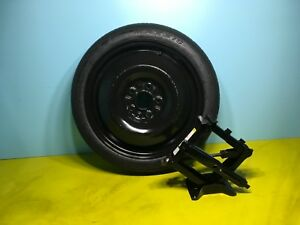2006 2011 Hhr Compact Mini Donut Spare Tire With Jack Kit
