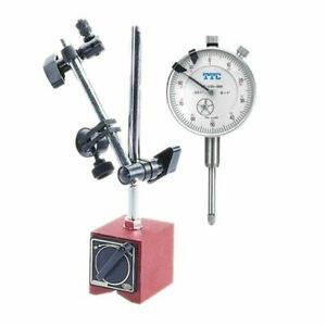 Ttc Magnetic Base 1 Travel W f Agd Dial Indicator