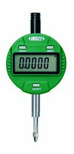 Insize No Auto Power Off Electronic Digital Indicator 5 12 7mm Resolution 0