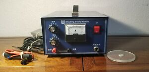 Ding Xing 400w Jewelry Laser Welding Machine 220 110v 50a
