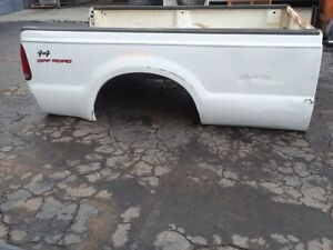 Truck Box Lf8wh F250 Long Bed Oxford White Southern Super Duty Ford Zero Rust