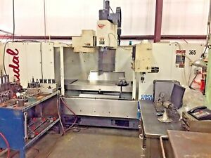 Fadal 6030 Cnc Vertical Machining Center Year 1992