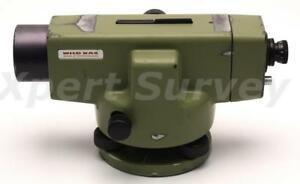 Wild Heerbrugg Leica Na2 Universal Automatic Surveying Level