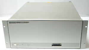 Hp Agilent 83621b Synthesized Sweeper 45 Mhz To 20 Ghz