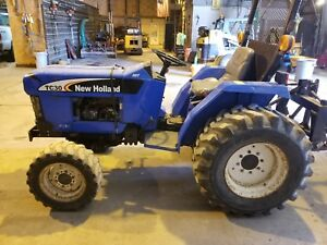 New Holland Tc30 Tractor Package