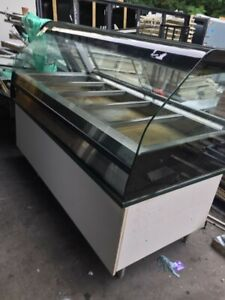 Hussmann 4 Ft Ice Cream Freezer Under Counter Vol 120 Great Condition