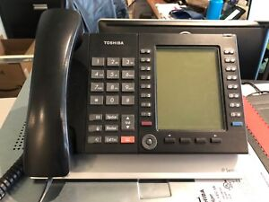 Toshiba Ip Enterprise Telephone System With Edge Server