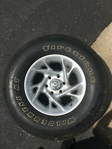 Used American Racing Wheels And Tires