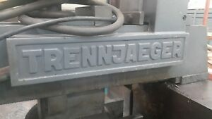 Trennjaeger Model Lpc 110 400 Semi automatic Cold Saw