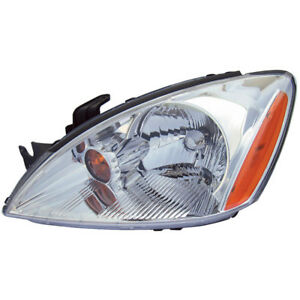 For Mitsubishi Lancer 2004 2005 2006 2007 Left Side Headlight Assembly