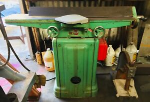 Vintage Delta Model 37 220 6 Deluxe Jointer 1960 made By Rockwell In The Usa