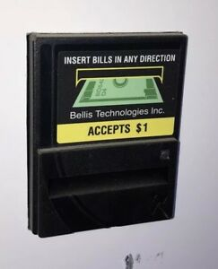 Bv20 Bill Acceptor Working Four Available Free Ship