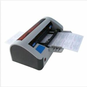 Desktop Semi automatic Business Name Card Cutter U