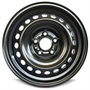 Set Of 4 Wheels For 2013 2019 Nissan Sentra New Steel Rim 16 20 Holes 5x114 3mm
