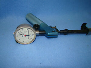 Dial Bore Gage With Mueller Indicator Bore Size 1 7486 Resolution 0001