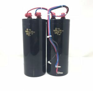 Sciton Profile Laser Wired Fx2 1800uf 450 Vdc Electrolytic Capacitors Parts
