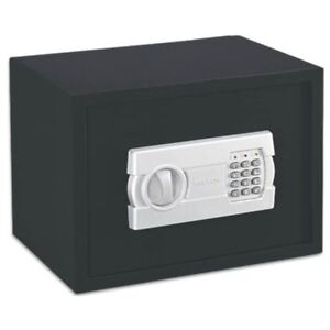 Stack on Ps 514 14 12 Personal Safe With Electronic Lock Black