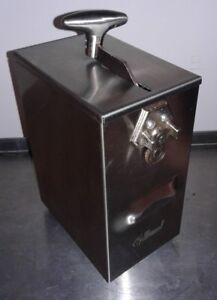 Edlund 203 Electric 2 Speed Commercial Kitchen Can Opener Our 2